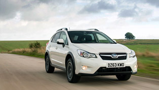 2014 Subaru XV Receives Number Of Upgrades
