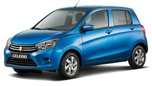 2014 Suzuki Celerio EU Spec