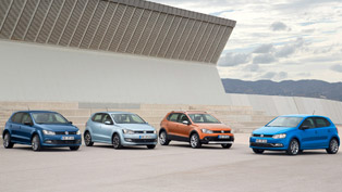2014 Volkswagen CrossPolo, Polo BlueMotion and BlueGT