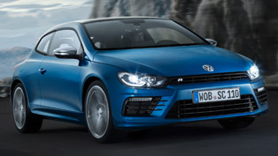 2014 Volkswagen Scirocco Facelift - New Engines and Styling Updates
