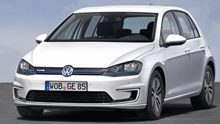 2014 Volkswagen e-Golf - Price €34,900