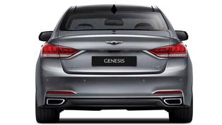 2015 Hyundai Genesis at the Nurburgring [video]