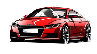 2015 Audi TT To Take Shape In Geneva