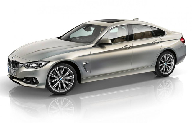 Bmw 428i Gran Coupe >> 2015 BMW 4-Series Gran Coupe Individual