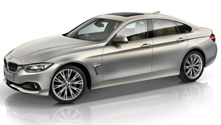 2015 BMW 4-Series Gran Coupe Individual
