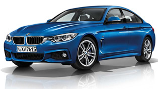 2015 BMW 4-Series Gran Coupe - Officially Unveiled