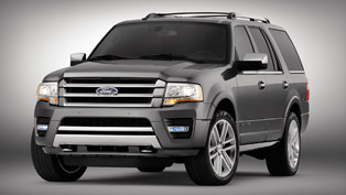 2015 Ford Expedition EcoBoost V6 - 375HP and 582Nm