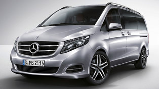2015 Mercedes-Benz V-Class - The Best MPV