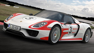 2015 Porsche 918 Spyder Weissach Package [video]