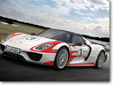 2015 Porsche 918 Spyder Weissach Package [video]
