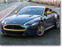 2014 Aston Martin V8 Vantage N430 and DB9 Carbon Black and Carbon White