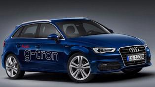 2014 Audi A3 Sportback g-Tron - Price €25,900
