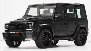 Brabus 800 iBusiness based on Mercedes-Benz G65 AMG