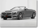 Brabus 850 Mercedes-Benz SL63 AMG - 850HP and 1450Nm