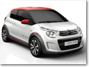 Citroen C1 Swiss & Me Concept Car To Debut In Geneva