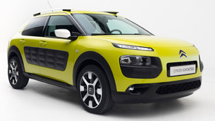 Citroen Roll Out The C4 Cactus