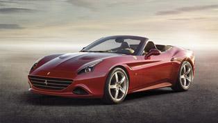Ferrari California T Unveiled Ahead Of Geneva Debut