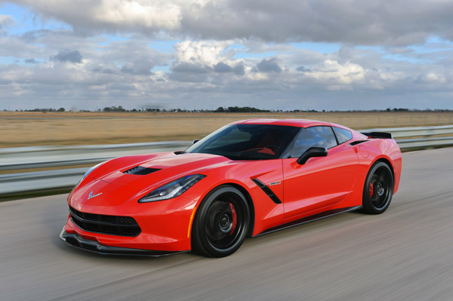 2014 Hennessey Chevrolet Corvette Stingray HPE700 Twin Turbo To Debut At Boca Raton Concours