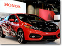 Custom Honda Civic Si Coupe Revealed In Chicago