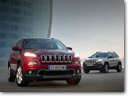 Fourth Generation Jeep Cherokee Debuts At Geneva This Year