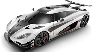 Koenigsegg One:1 - Officially Unveiled - 1,341HP and 1,371 Nm