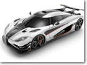 Koenigsegg One:1 – Officially Unveiled – 1,341HP and 1,371 Nm