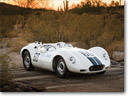 Lister Jaguar Knobbly Returns