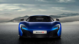 McLaren 650S Leaks Out [IMAGES]