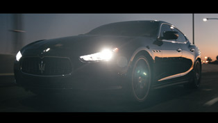 Maserati's Super Bowl XLVIII Spot For The Ghibli [VIDEO]