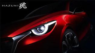 Mazda To Officially Reveal HAZUMI Model At Geneva Motor Show