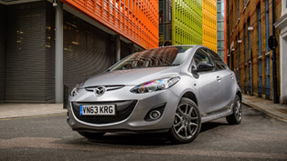 Two Colour Edition Models Added To Mazda2 Line-up