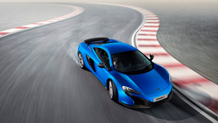 Official Performance Data And Specifications Of McLaren 650S Released