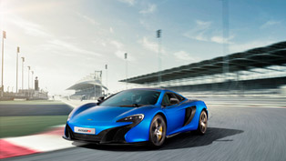 McLaren 650S Coupe - Official Images And Details Released