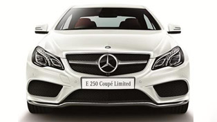 Mercedes-Benz E250 Coupe Special Edition for Japan