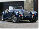 More Powerful Morgan Plus 4 at the 2014 Geneva Motor Show