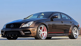 Prior Design Widebody For The W219 Mercedes-Benz CLS
