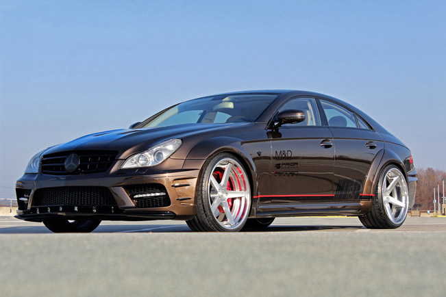 PD-Black-Edition-Widebody-Mrecedes-Benz-CLS-W219-medium