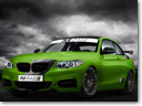 BMW RS/M235i Green Hell by RS-Racingteam