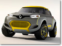 Renault KWID Concept And The Flying Companion