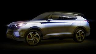 SsangYong XLV Concept To Make Geneva Debut