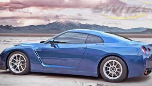 Switzer's Beast: A 2000 HP Nissan GT-R