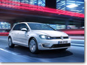 Volkswagen Golf GTE Plug-In Hybrid Revealed