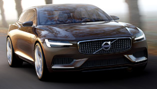 Volvo Concept Estate at the 2014 Geneva Motor Show