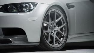 Vorsteiner BMW M3 on Flow Forged V-FF 101