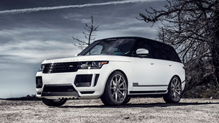 vorsteiner range rover veritas is one of five