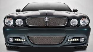 Arden Enhances Jaguar XJ 358