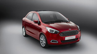 Ford Unveils Figo Concept In India