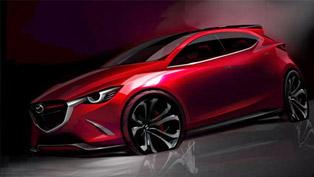 Render Of Mazda HAZUMI Concept Leaks!