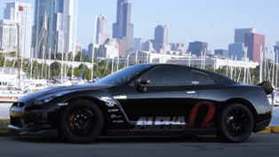 ams nissan gt-r alpha omega - epic history moments and records