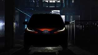 Toyota Aygo Teased Ahead Of Official Geneva Reveal [VIDEO]